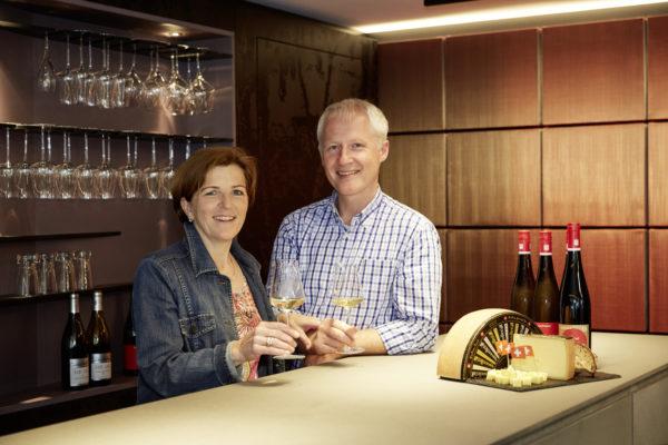 Weinverkauf - Weinladen - Weingut
