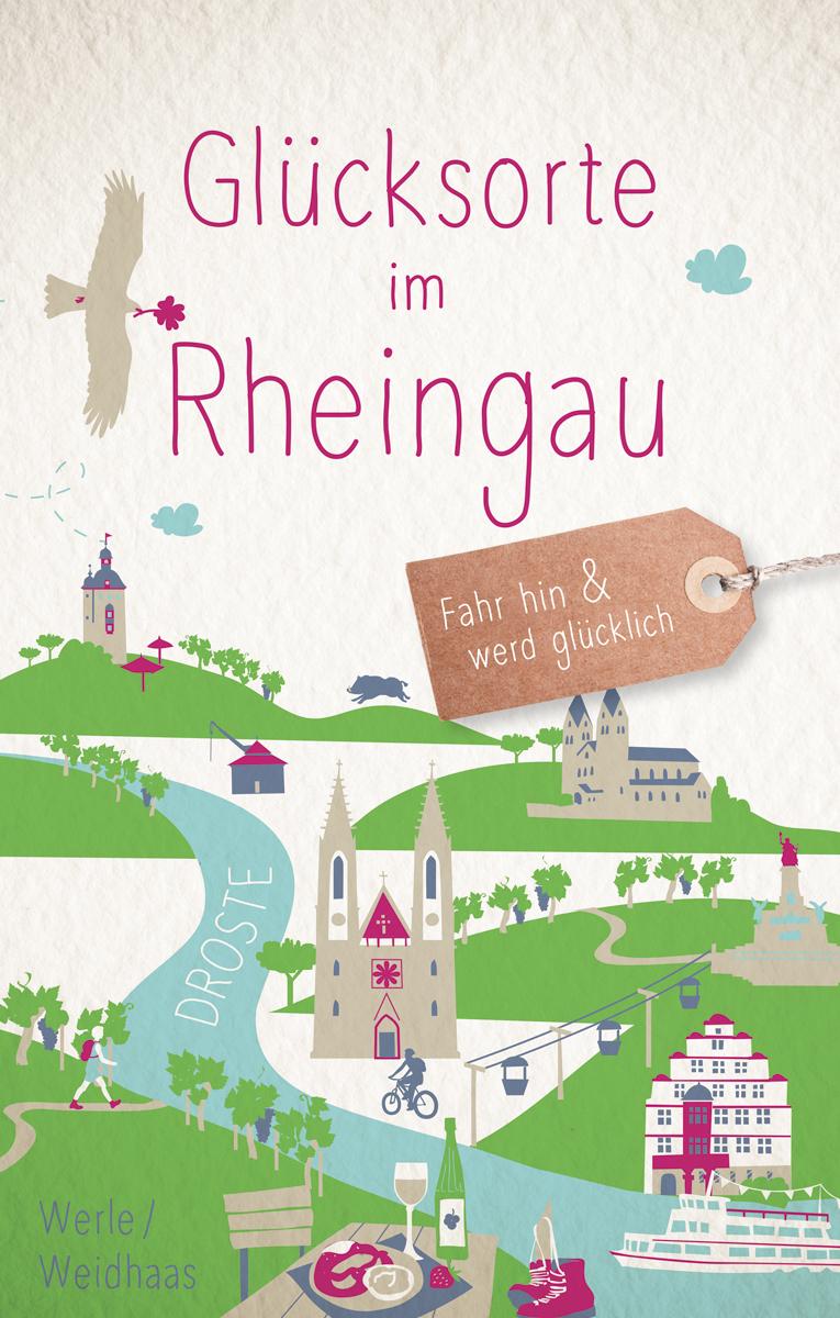 Buch Glücksorte Rheingau